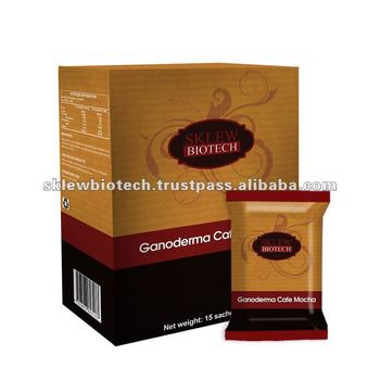 Ganoderma Cafe Mocha (Custom Formulations)