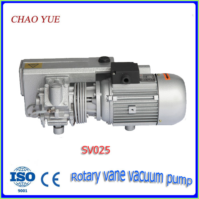 SV025 rotary vane vacuum pump for mini air vacuum pump