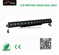 14*30W LED Wall Wash Light Outdoor Lamp Dmx Wall Washer rgb Bar Light for wedding night club bar concert show
