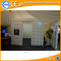 Buy a photobooth frame used led inflatable lighting photo booth kiosk for sale