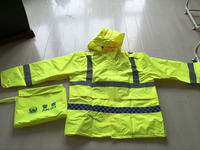 Drago cotton flame retardant high visibility 3m reflective fireproof workwear safety work jacket