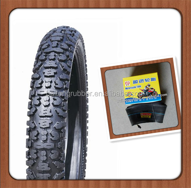 Motorcycle tire 2.75-21 2.75-19 durable quality 6/8PR direct factory