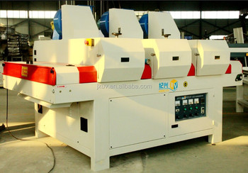 380v conveyor uv drying machine