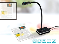New inventions 2014 school supply a4 size pixels document camera