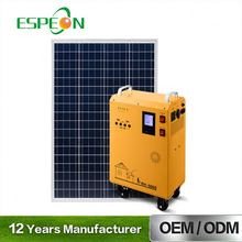 50Kw 20W Dc Portable Dynamo Solar Panel Power Generator