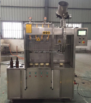 semi automatic beer bottle filling machine