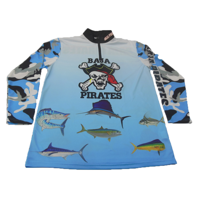 List manufacturers of custom fishing jersey buy custom for Fishing jerseys for sale