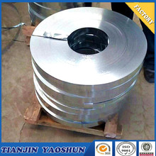Zinc coated galvanized cold Rolled Steel Strips with 40-120g/m2