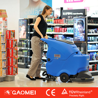 R50B multifunctional floor cleaning / washing / scrubbing machine for warehouse