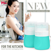 Kean Promotional Colorful Silicone Jar Body Butter Jars Sauce Bottle