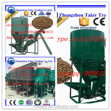 Factory price pig/chicken fodder crumble and mixing machine animal feed mixer and grinding machine
