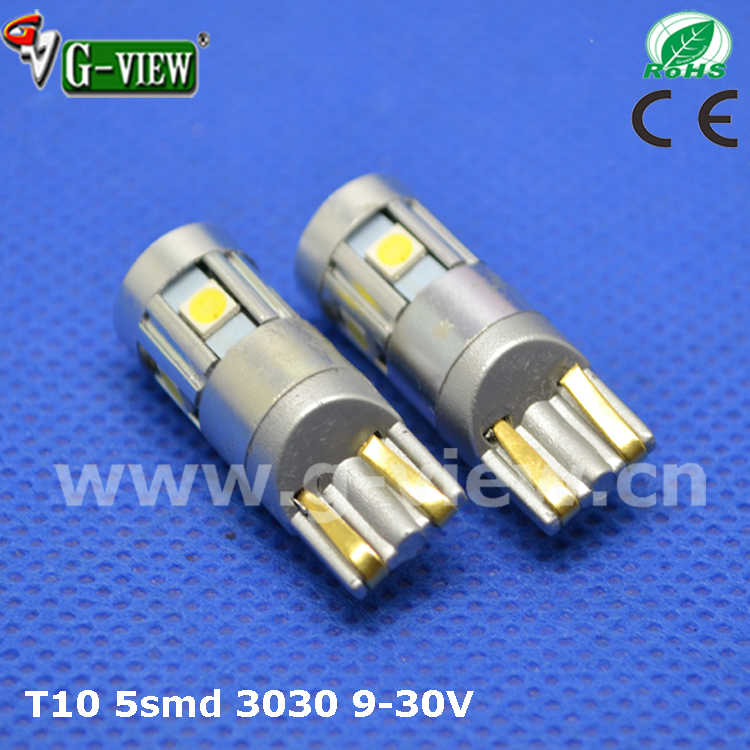 hot sale & high quality car led replacement bulb, 168 w5w led,canbus w5w led auto bulb