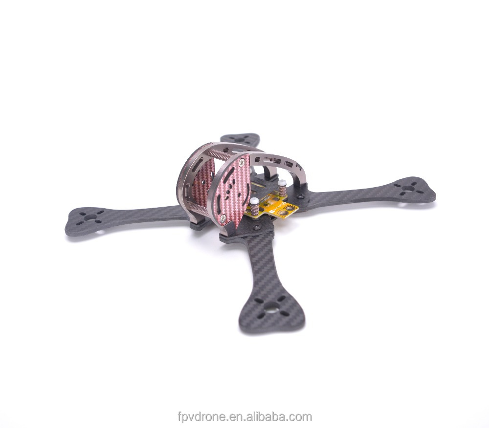 Mini FPV DIY 220 220mm quadcopter carbon fiber frame with 4mm arm for GEPRC Leopard GEP-LX5 GEP LX5