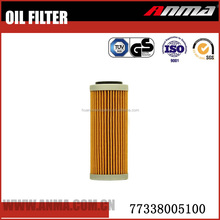 ATV Motorcycle Oil Filter 77338005100 For KTM Motorcycle