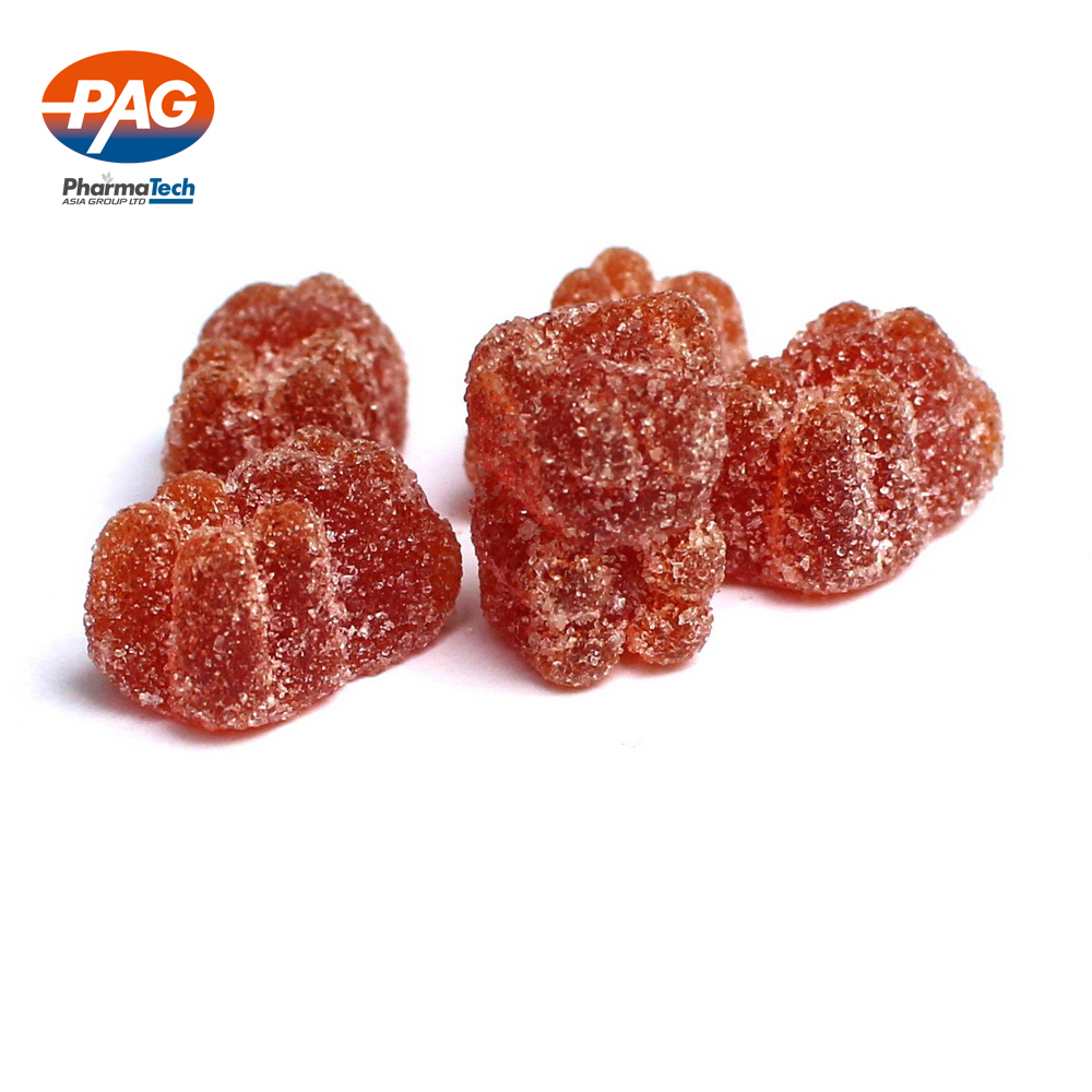 Private label vitamin c bear halal gummy