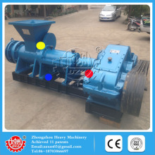 Energy-efficient Multifunctional 65mm Charcoal Briquette Extruder Machine