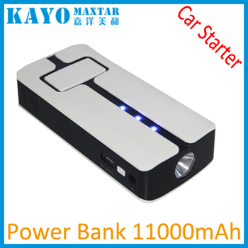 powerful mini auto jump starter lipo car battery mini car jump starter power bank 12000mAh for emergency supplier in shenzhen