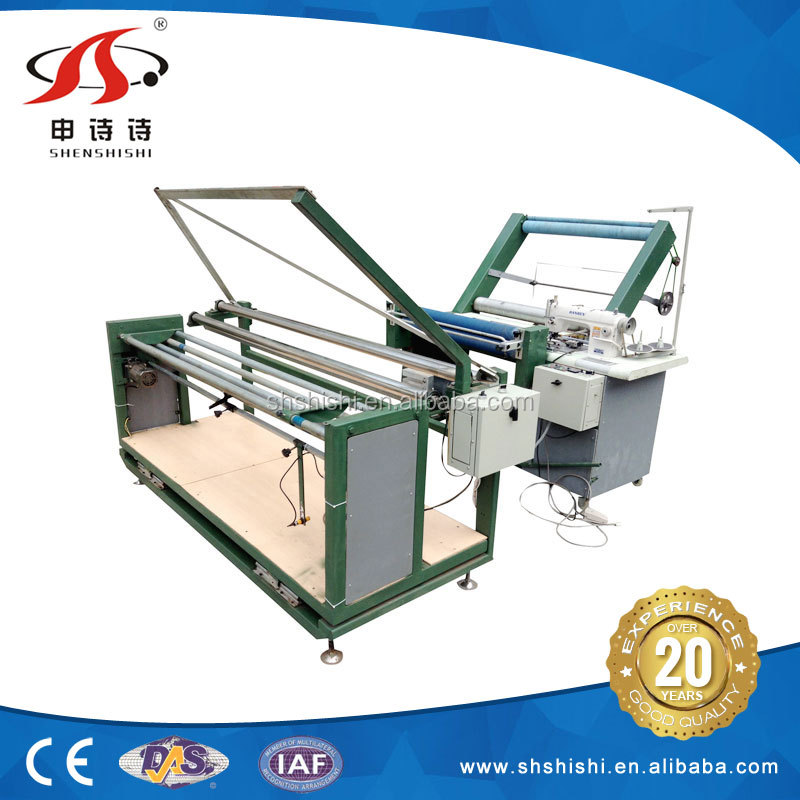 High quality garment factory use leather textile sewing SSPS-318 large stitching sewing machine