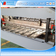 High Quality Aluminium Metal Sheets Roof and Wall Roll Forming Machine For Sale