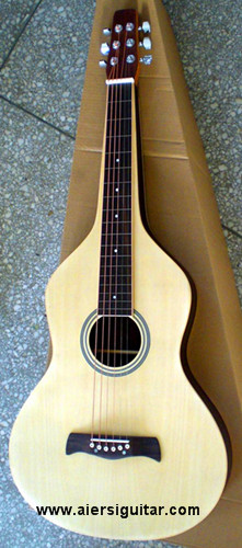 Maple Body Acoustic 1920 style Acoustic Hawaiian Slide Guitar