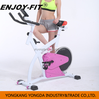 New design Indoor adjustable body fit spin/spinner/spinning exercise bike