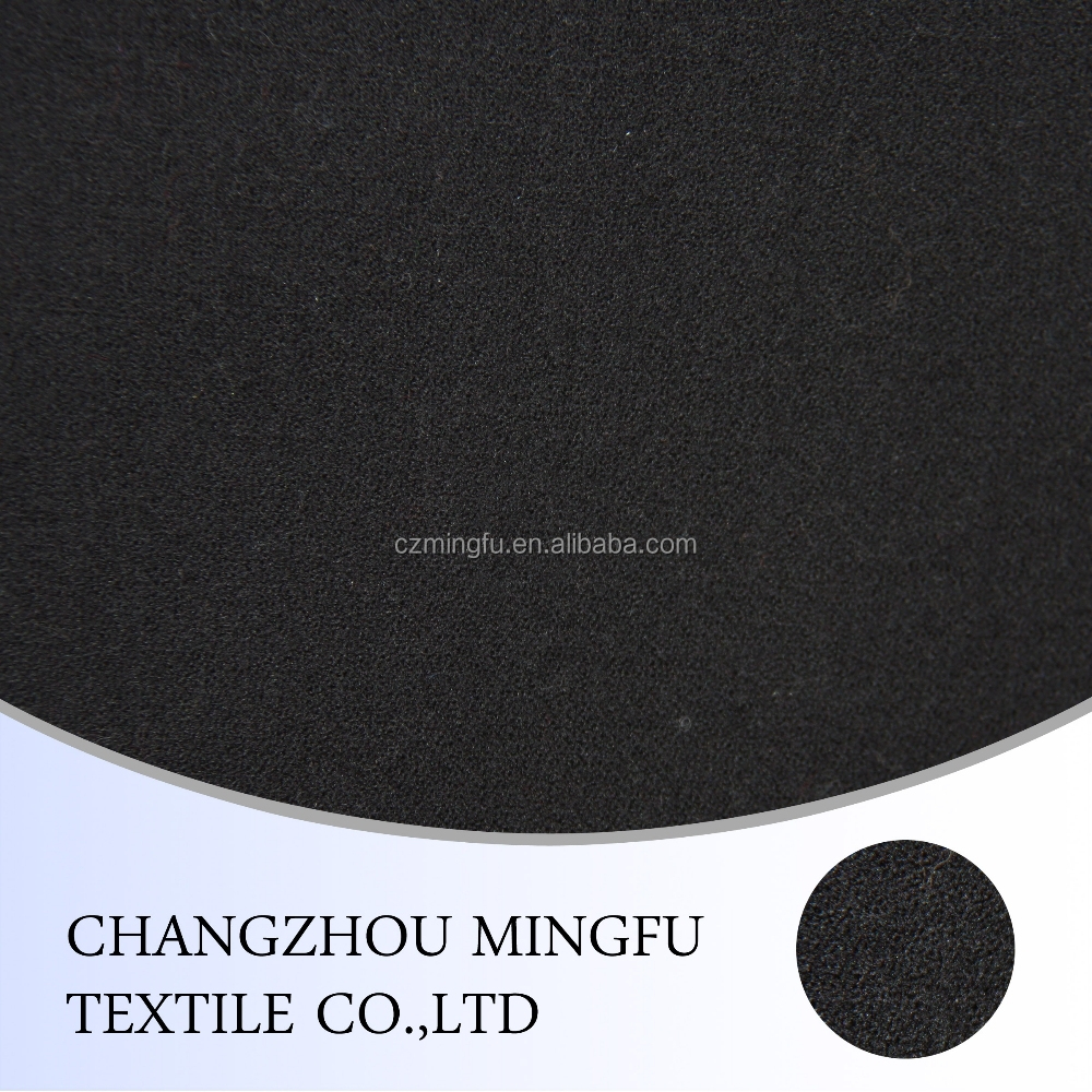 hign quality 100% pure wool fabric, lamb fleece woolen fabric, for winter coat and garment