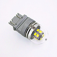 3157 LED Auto Lights the new design Turning and Brake lamps Wedge Bulbs