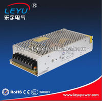 2 years Warranty S-145W Over Load Protection Low Cost Switch Power supply 145w 12v 24v led driver
