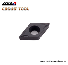 Top Quality Carbide Inserts as Good as Taegutec & Korloy Turning Inserts DCMT 11T304 Tungsten Inserts