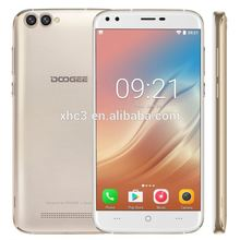 Original Unlock Dropshipping Android 7.0 DOOGEE X30 RAM16GB Mobile Phone with Dual Back Cameras dual front Cameras