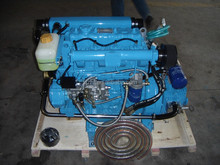 HF-490M 60hp motor boat electric inboard boat marine engines for sale