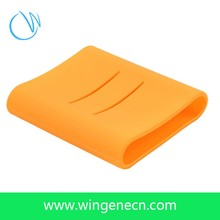 New Products Wholesale Power Bank Case, Silicone Mobile Power Bank Cover