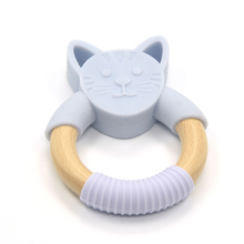 Various Cute Silicone Baby Teether Teething Toys