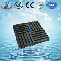 Rubber Vibration Isolating Pad
