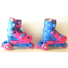Brand New Chinese 3 Wheel Inline Skates Roller Skate Shoes Buckle