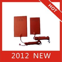 2012 NEW electric heater silicone rubber flexible hot plate