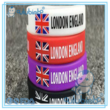 personalized silicone and diamond price per 1 gram of fashion bracelet