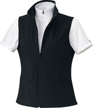 Waterproof windproof equestrian vest softshell horse riding vest