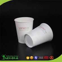 High Quality restaurant double wall healthy printing paper cups USA 8oz