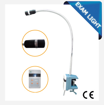 CE approval clip-on type general practice inspection light