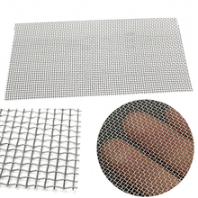 Food Grade 25 Micron 500 Mesh 304 316 316L Stainless Steel Wire Mesh Screen