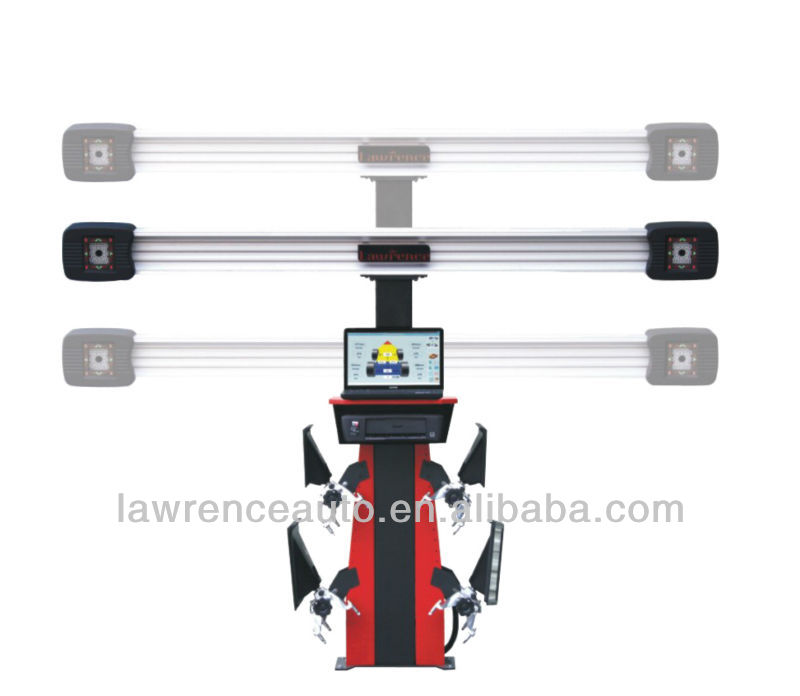Lawrence Excellent x3d wheel alignment & garage equipment