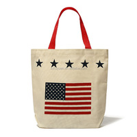 American style eco friendly linen shopping tote bag,linen shopping bag
