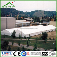 prefabricated warehouse rain shelter canopy sheds