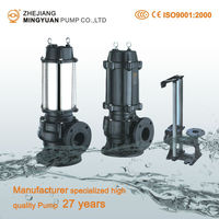 Stainless Steel Three-phase Submersible Deep Well Pump