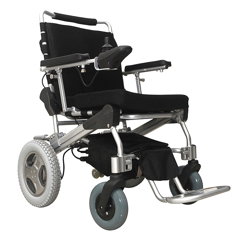 e-Throne! New Innovative design folding lightweight electric wheelchair CE/FDA approved, best in the world PLN17119