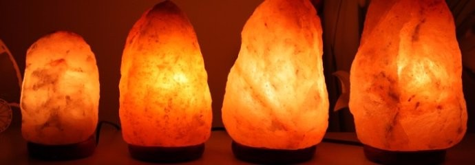 RGB Wifi APP Dimmable 100% Pakistan Natural Crystal Rock Himalayan Salt Lamp