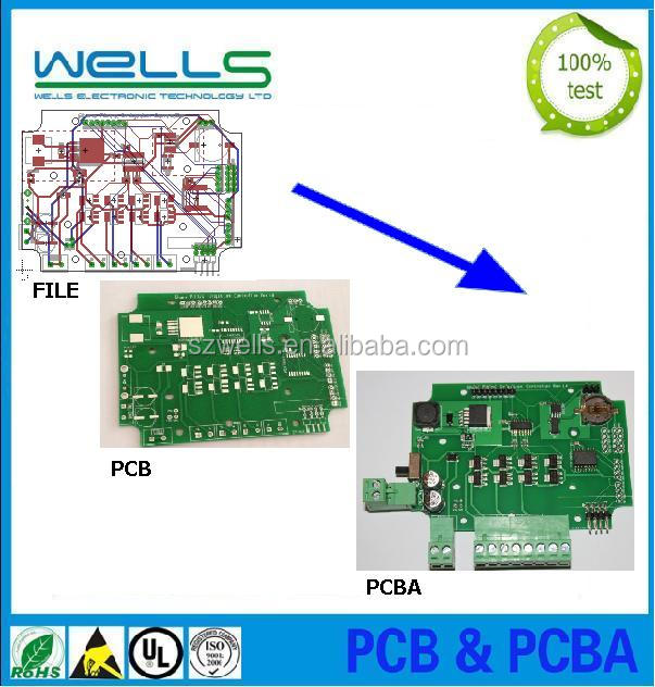 portable usb sd fm kit mp3 module pcb pcba