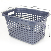 Mother Shop Convenience Store Pharmacy Plastic Hand Basket Supermarket Shopping Basket
