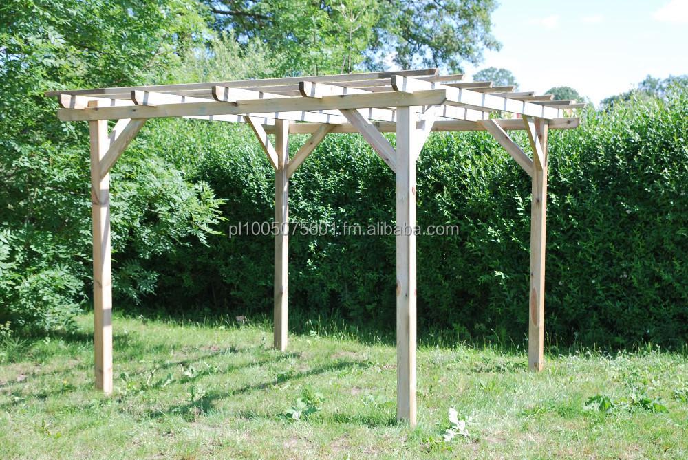 Hanley houten pergola timber luifel bogen pergola 39 s pergola 39 s en brug product id 50013151830 - Pergola houten ...